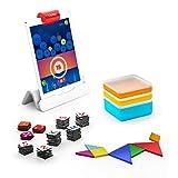 Osmo(オズモ) ジーニアス スターターキット for iPad | 6~10才対象| iPadを使って学ぶ 知育玩具 ( 理科 お絵描き 英単語 算数 パズル )