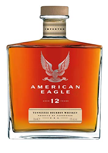 American Eagle - Tennessee Bourbon Whiskey 12 Jahre (1 x 0.7l)