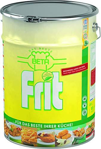 Beta Frit das leistungsstarke Frittieröl (halbflüssiges Öl zum Frittieren) 1er Pack (1 x 20L)