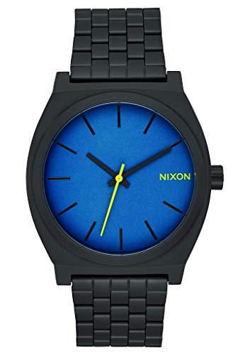 Nixon Orologio Analogico Quarzo Unisex con Cinturino in Acciaio Inox A045-2755-00