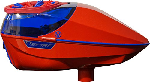 Virtue Spire 200 Electronic Paintball Loader/Hopper with Crown 2.5 -...