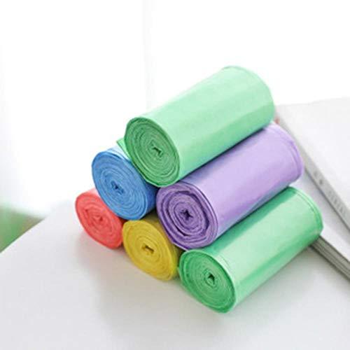 Multi-color grote vuilniszakken vuilniszakken badkamer slaapkamer kantoor sterke multifunctionele zakken voor prullenbak vuilnisbak