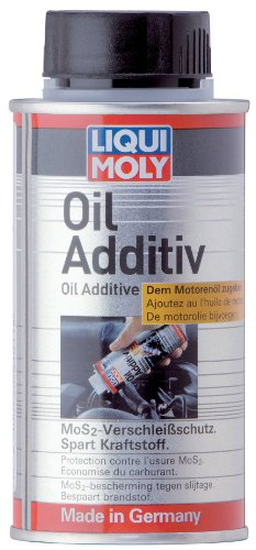 Liqui Moly 1011 OilAdditiv - Aditivo para Aceite (125 ml)