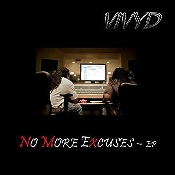 No More Excuses - EP