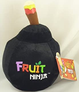8 Inch Fruit Ninja Soft Toy From The Phone App (K133) G [Toy]