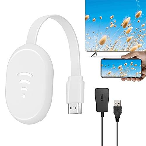QingH yy Pantalla WiFi Dongle HDMI Pantalla inalámbrica...