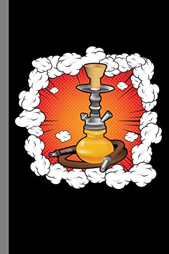 Shisha: Hookah Vape Smoking Cannabis Opium Flavored Tobacco Pipe Gift For Smokers (6