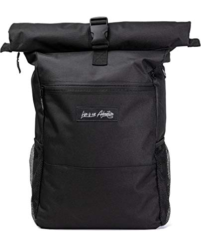 TU-Backpacks-Parent, All Black (Negro) - 8719689516673