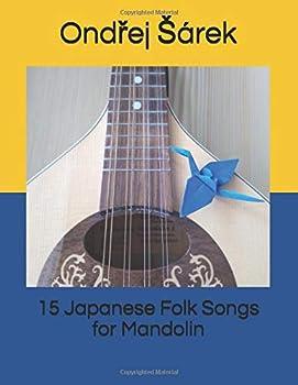 15 Japanese Folk Songs for Mandolin