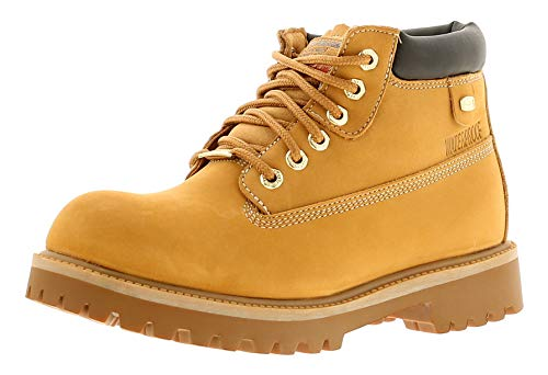 Skechers Mens Sergeants Verdict Waterproof Leather Walking Boots