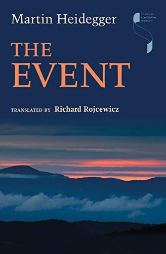 The Event (Studies in Continental Thought) (English Edition)