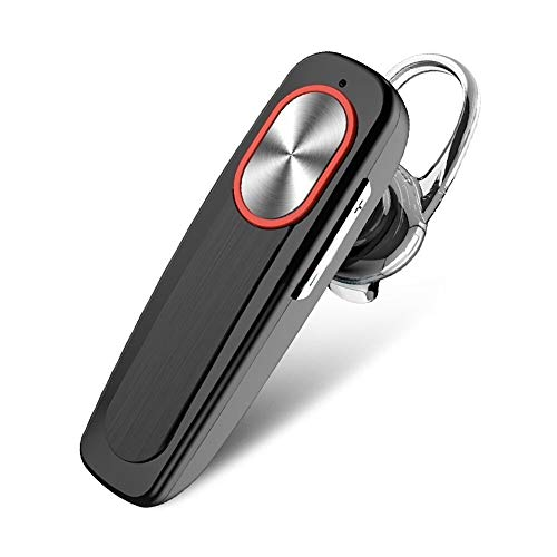 Draadloze Bluetooth-headset Lange stand-by met microfoon Handsfree Draadloze Bluetooth-koptelefoon Hoofdtelefoon Oorhaak voor telefoon