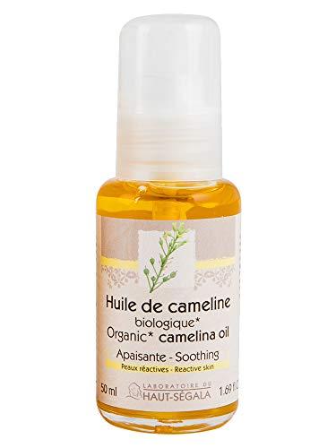 Laboratoire du Haut-Ségala Huile de Cameline Bio 50 ml