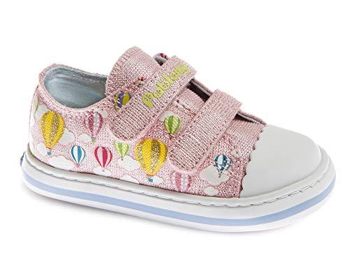 Zapatillas De Lona Niña Pablosky Rosa/Lila 961571 27