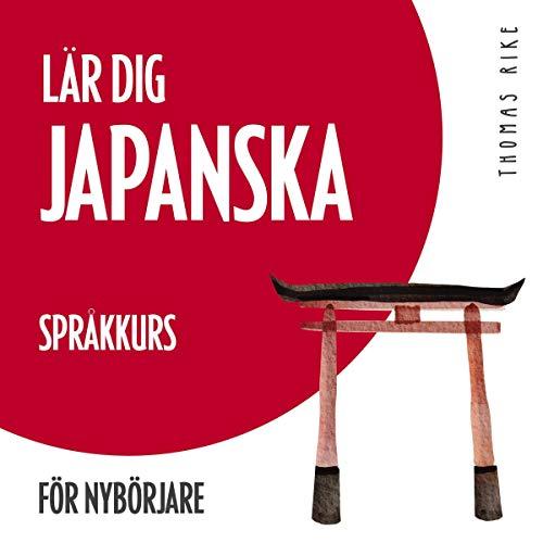 Lär dig japanska - språkkurs för nybörjare cover art