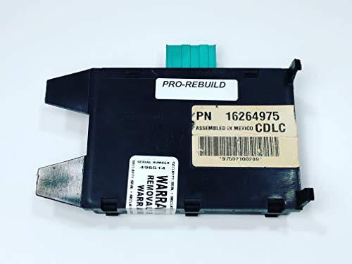 16264975 GM Passlock Chevy Express GMC Savanna Van C3500 Anti-Theft Vats Security Module REBUILT