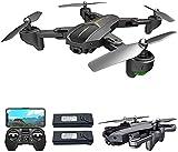 Drone GPS XS812 per adulti, drone FPV WiFi 5G con fotocamera 4K, quadricottero RC con modalità senza testa,...