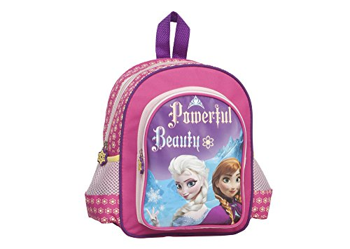 Disney - Sac a dos Enfant Elsa et Anna Reine des Neiges - 30x22 cm - Ecole et Loisirs