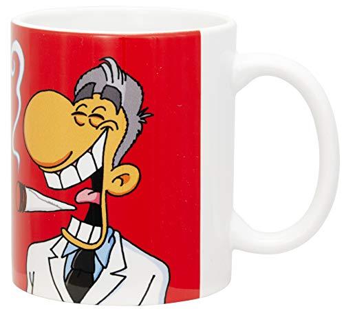 Ruthe – Tasse Alter! 320 ml große Kaffeetasse mit Spruch Porzellanbecher