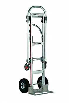 GMK81UA4 Gemini Sr Convertible Hand Truck, Pneumatic Wheels by Magliner