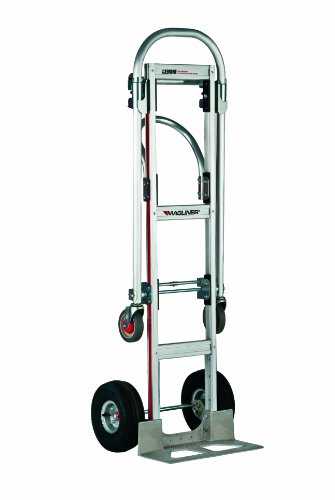 Our #5 Pick is the Magliner Gemini Convertible Hand Truck