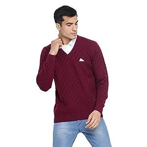 Monte Carlo Mens Full Sleeve V Neck Pullover 11 41sODw2NuhL. SS300