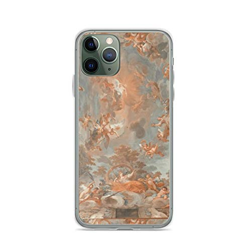 Renaissance Painting Angels Cherubs Phone Case Compatible with iPhone 12 11 X Xs Xr 8 7 6 6s Plus Pro Max Samsung Galaxy Note S9 S10 S20 Ultra Plus