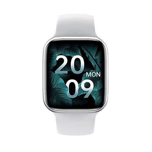 QLK The New HW22 Smart Watch Impermeable 1.69Inch Monitor De Ritmo Cardíaco Deportivo Fitness Tracks Men's Y Relojes Inteligentes para Mujeres para iOS Y Android,D