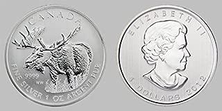 2012 silver moose