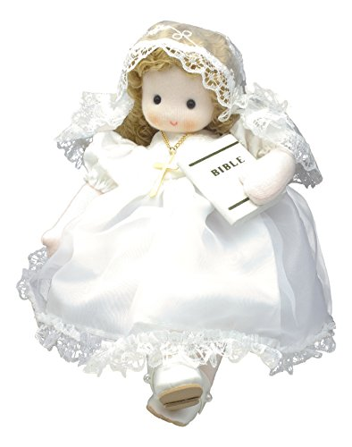 Green Tree Products First Communion Girl Musical Doll - Blonde