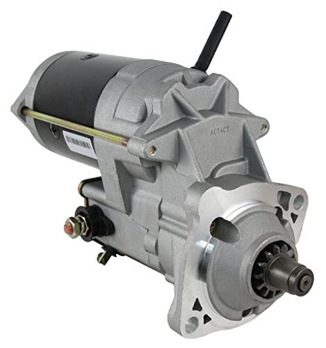Rareelectrical New High Torque Starter Compatible With Ford F-Series Truck 7.3 Diesel 1994-2003 By Part Numbers 228000-8420 168-8125 M008T50071 M8T50071 M8T50071A M8T50072 280-4204 SR7529X 35261220S