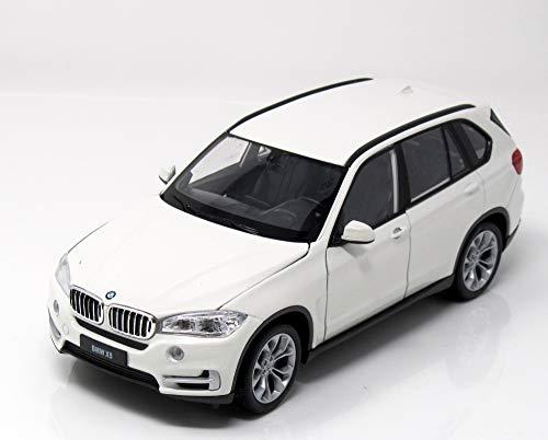 BMW X5 (F15), weiss, Modellauto, Fertigmodell, Welly 1:24