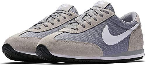 Nike Wmns Oceania Textile, Zapatillas de Running Mujer, Gris (Wolf Grey/White/Pure Platinum/Fiberglass 010), 38 EU