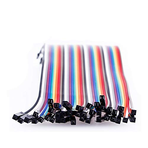 REY - Cable Puente Dupont Jumper Hembra-Hembra Placa Base