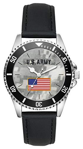KIESENBERG - Geschenk US Army Veteran Soldat Artikel Uhr L-6571