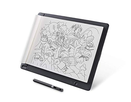 Wacom Notepad(BambooSlate/Folio向けノートA4サイズ)