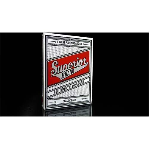Superior Brand (Classic Back) Readers -Kartenspielen - Zaubertricks und Magie