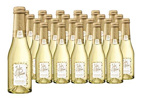 Jules Mumm Medium Dry und Jules Mumm Dry,Sekt-Set (Jules Mumm Medium Dry 24 Flaschen a 0,2 Liter)