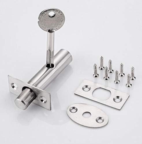 Stainless Steel Concealed Manager, Invisible Tube with Lock Bolts, and Concealed Door Hardware for fire Escape Door Locks