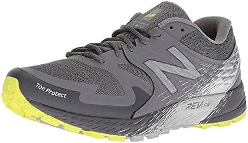 New Balance - - Herren MTSKOMV1 Schuhe, 43 EUR - Width D, Magnet Hi-Lite