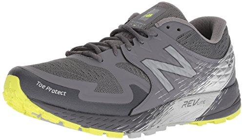 New Balance Men's SKOM-Summit King of Mountain V1 Trail Running Shoe, Grey, 9.5 2E US