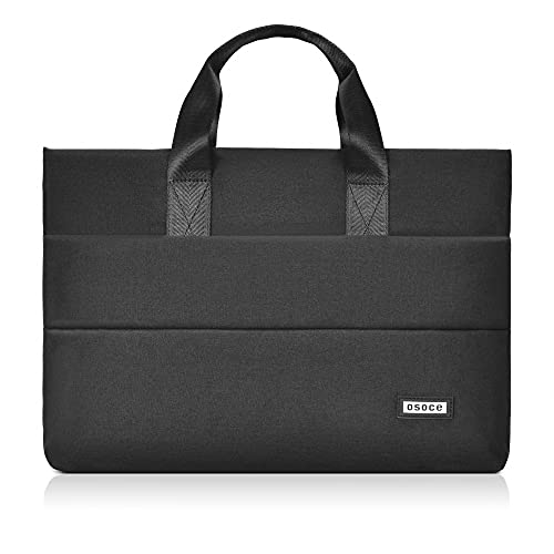 OSOCE Laptop Sleeve Bag 15 Inch Tablet Lightweight Office Bag Bl
