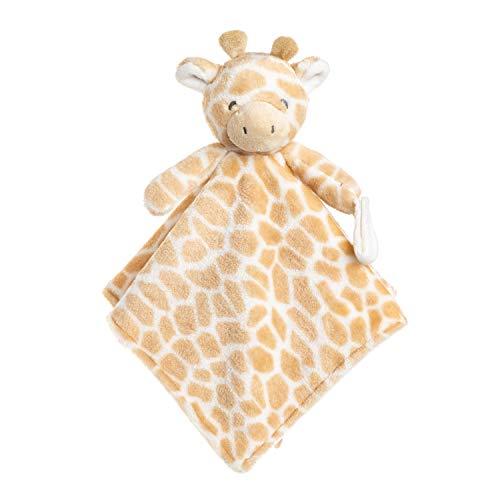 KIDS PREFERRED Carter's Giraffe Plush Stuffed Animal Snuggler Blanket, One Size