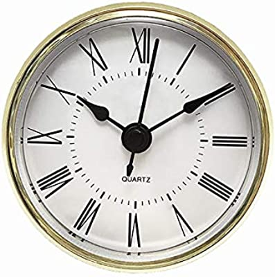 """Choose from 3-1//8/"""" to 15/"""" New Brass Clock Bezel Dial Ring with Hinge"""