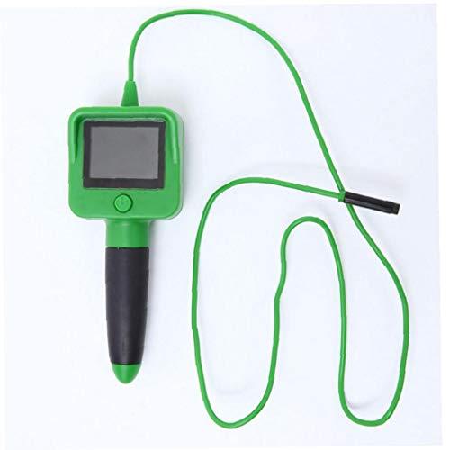 Endoscopio inalámbrico de mano HD conducto boroscopio inalámbrico micro cámara de inspección para observar drenaje de ventilación inodoros alcantarillado suministros de cocina