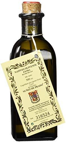 """Rapunzel Olivenöl \""""Blume des Öls\"""", nativ extra, 1er Pack (1 x 500 ml) - Bio"""
