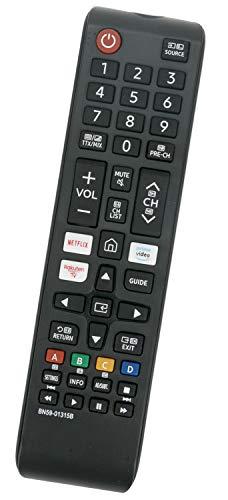 ALLIMITY BN59-01315B Fernbedienung Ersatz für Samsung UHD 4K TV UE65RU7300W UE65RU7170S UE58RU7170S UE55RU7375U UE55RU7175U UE55RU7100K UE50RU7105K UE50RU7102K UE49RU7302K