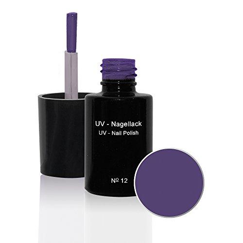 UV Vernis à ongles N°12 Light Purple 6ml