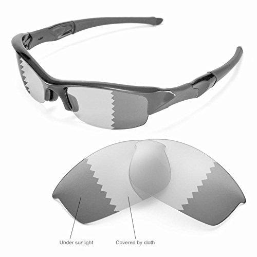 sunglasses restorer Sure Lentes polarizadas de Recambio para Oakley Half Jacket 2.0XL (Elegir Color)