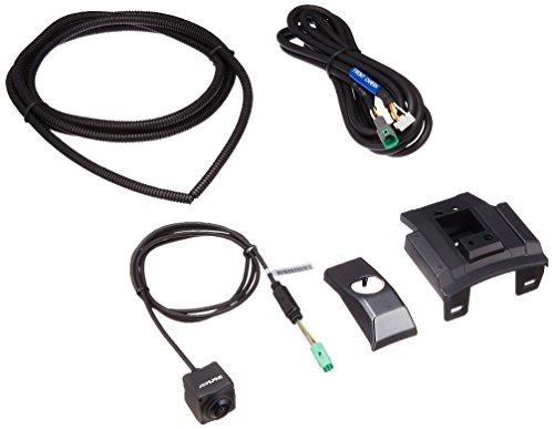 Alpine (Land Cruiser Prado 150 systeem gewijd multi-view front camera grill montagekit pakket PKG-C2500FD2-LP2
